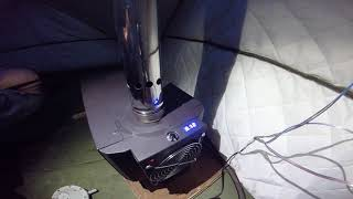 теплообменник Бобёр на элементах Пельтье. Зарядка телефона