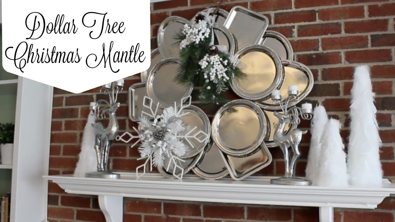 Dollar Tree Christmas DIY Decor - YouTube