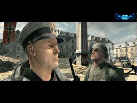 Sniper Elite V2 PC Gameplay i7 5870 1080p