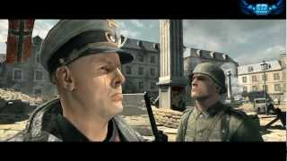 Sniper Elite V2 PC Gameplay i7 5870 1080p