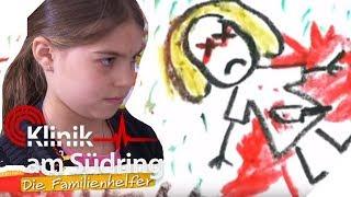 Wegen Ballerspielen auf der Konsole? Alicia (7) malt ihre Eltern tot! | Die Familienhelfer | SAT.1
