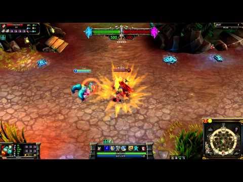 Full - Lollipoppy (Poppy) League of Legends Skin Spotlight