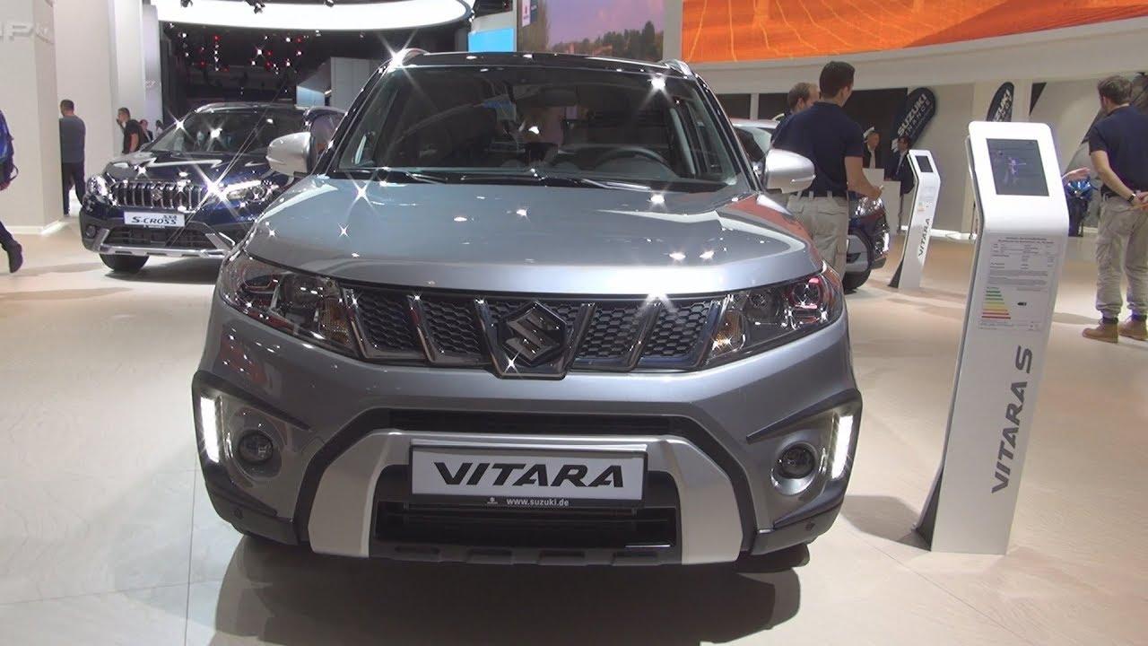 Suzuki Vitara S 1.4 BoosterJet AllGrip Automatic (2018 ...