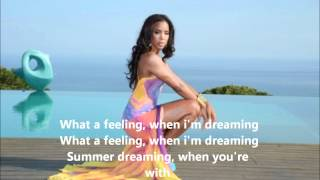 Kelly Rowland Summer Dreaming With Lyrics