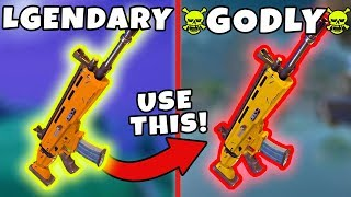 6 Weapons That You NEED TO USE in Fortnite ~ Fortnite Battle Royal