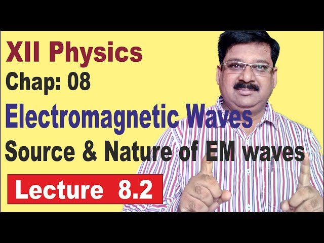 NCERT XII Physics Chap-8 2 Source & Nature of