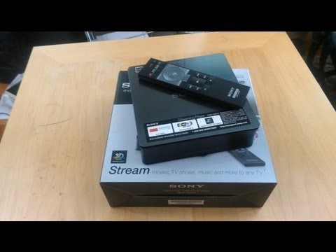 Sony Wireless Media Player (SMP-N200) Review