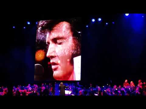 Elvis Presley - An American Trilogy (Royal Philharmonic Orchestra Tour 2016) Live