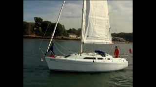 Видеоурок яхтинга 3: Постановка на якорь