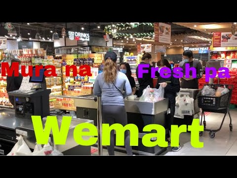 The Cheapest Asian Grocery Store in Dubai//WeMart clock tower