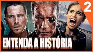 Saga Exterminador do Futuro | A História dos Filmes do Terminator | PT. 2