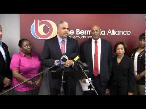 OBA Confirms Bob Richards Bermuda January 26 2012
