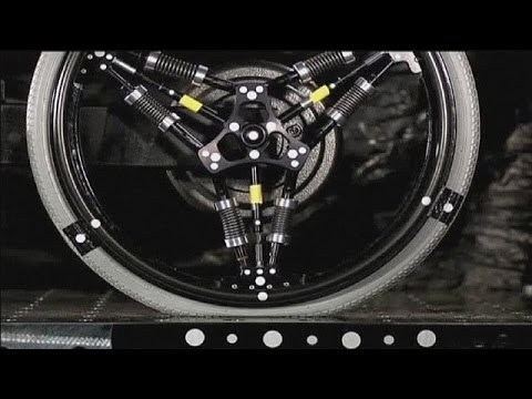 Reinventing the Wheel: Smooth Ride for Wheelchair Users