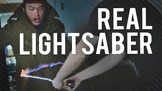 Corridor Every Other Day - Real Lightsaber thumbnail