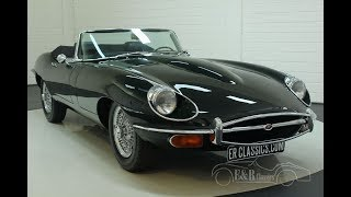 Jaguar E-Type S2 1970-VIDEO- www.ERclassics.com