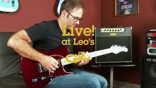 Live At Leo's: G&L ASAT Classic Full Demo with Griff Hamlin