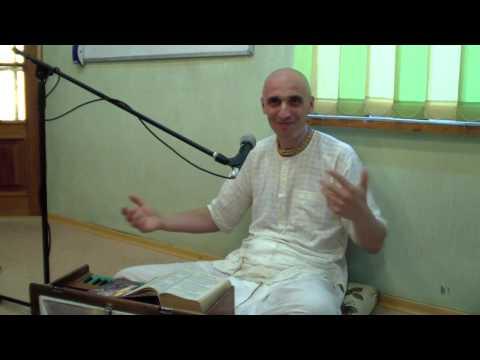 Бхагавад Гита 18.47 - Бала прабху