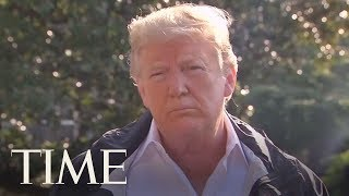 President Trump Criticizes Attorney General Jeff Sessions | TIME