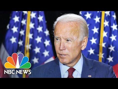Live: Joe Biden Delivers Remarks At A Black Economic Summit | NBC News