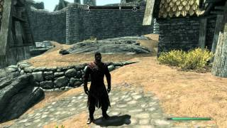 Skyrim Mod of the Day - Episode 25: Sword of Aeons/Better Embers/Astral Dagger