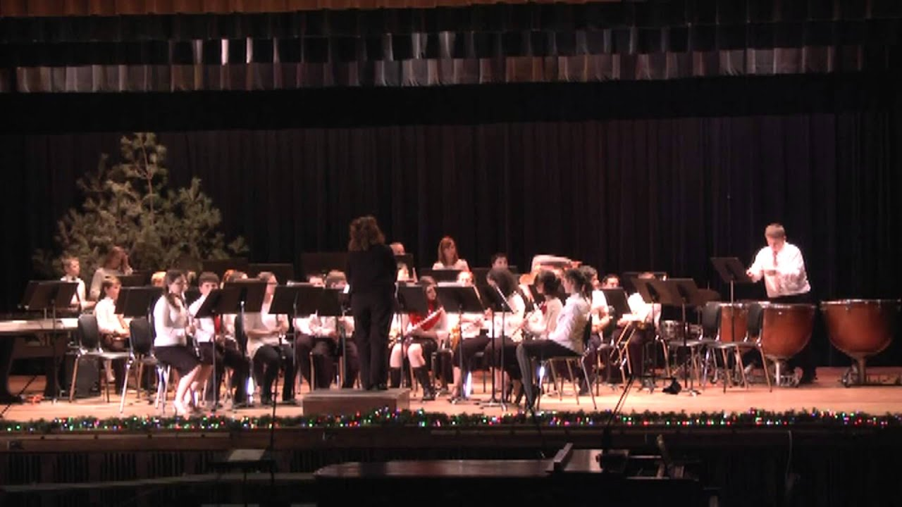 Chazy Christmas Program  12-13-15
