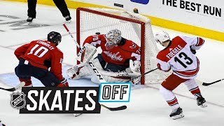 Skates Off: Warren Foegele