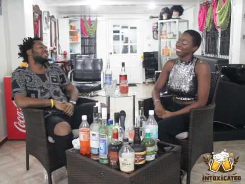 """Guyana Miss Universe 2016 Soyini Fraser Interview at """"Intoxicated"""" The SipNChat Show (4-25-17)"""