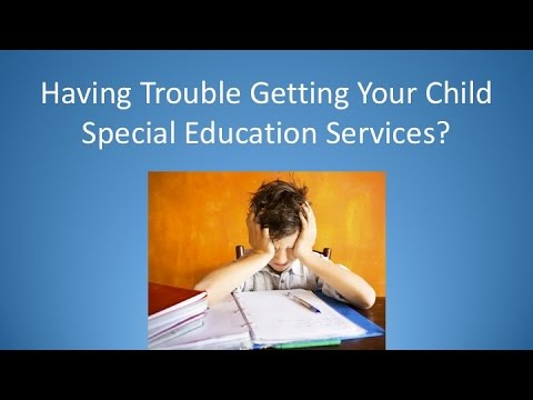 Online Special Education Consult