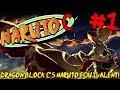 DRAGON BLOCK C'S NARUTO EQUIVALENT! | Naruto C (Minecraft Modpack) - Episode 1