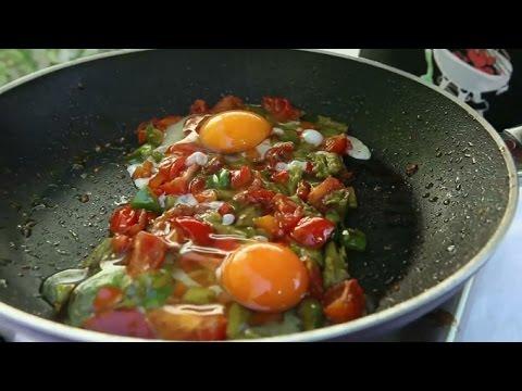 Top 5 Egg Recipes in Dubai