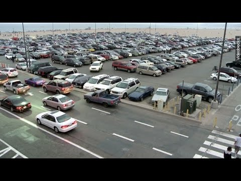 So, Most Of Us Are Parking The Wrong Way, AAA Says - Newsy