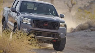 homepage tile video photo for MotorTrend First Look: The 2022 Nissan Frontier