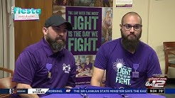 San Antonio brothers help bring Alzheimer's awareness