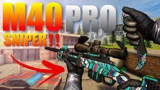 Forward Assault M40 Sniper Pro Gameplay‼️