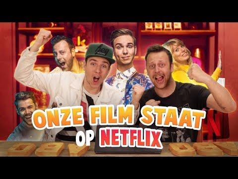 ONZE FILM STAAT OP NETFLIX!