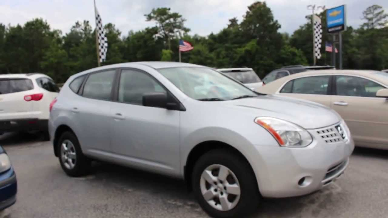 2009 Nissan Rogue S   For Sale Review At Marchant Chevy | Ravenel, SC