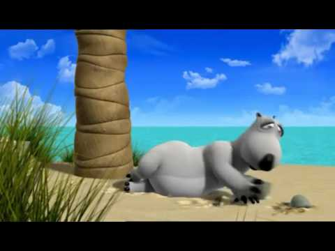 Lucu Sekali Beruang Animasi
