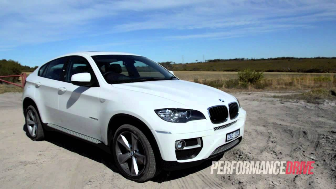 2012 Bmw X6 Xdrive30d Start Up And 0 100km H Acceleration