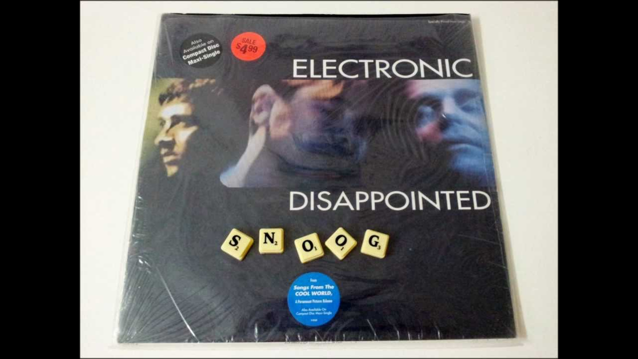 Electronic -- Disappointed (Electronic Mix) - YouTube