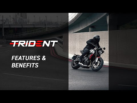 New Triumph Trident 660 Features and Benefits