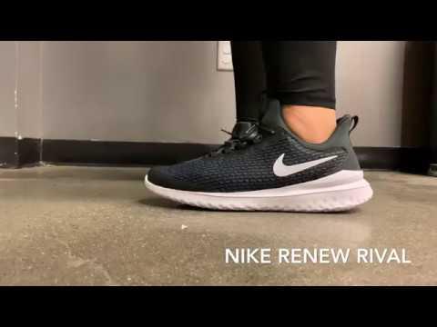 Nike Renew Rival - YouTube