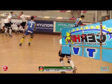 "Andorra-Germany | Group ""A"" | Euro U17 Mieres 2016 | Game #13"