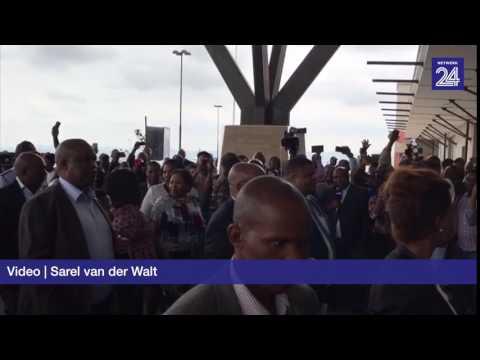 Zuma in Soshanguve