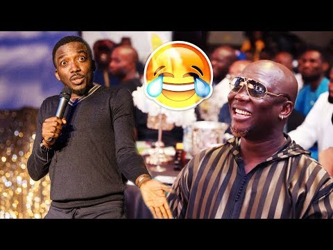 Bovi Tackle Gordons on stage as he expose his little secret