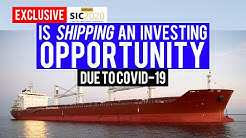 Is Shipping An Investing Opportunity Due To COVID-19? Robert Bugbee Interview