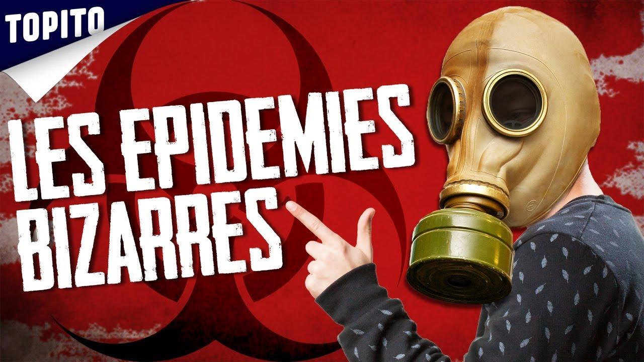 Top 5 des épidémies les plus bizarres, finalement la grippe c'est sympa