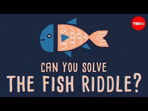 Video image: Can you solve the fish riddle? - Steve Wyborney