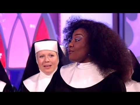 Raise Your Voice - Sister Act on The Paul O'Grady Show