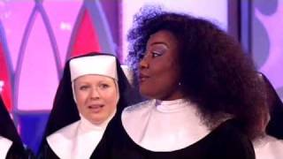 Raise Your Voice - Sister Act on The Paul O'Grady Show