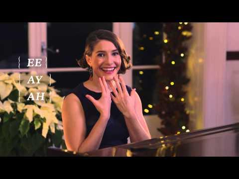 Bel Canto Singing Tutorial Part 2 - Caroline Jones